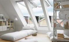 Что нужно учесть, выбирая мансардное окно?
