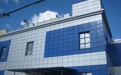 Вентилируемые фасады. Современный имидж вашего дома