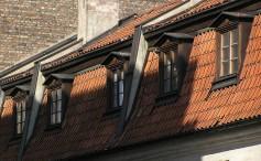 Мансарды и мансардные окна к ним
