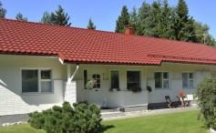 Металлочерепица - надежная защита Вашего дома