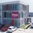 Центральный офис компании Final Distribution